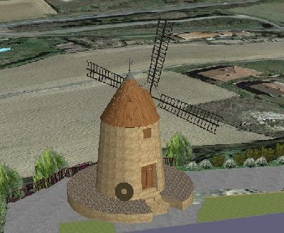 Moulin de Cugarel