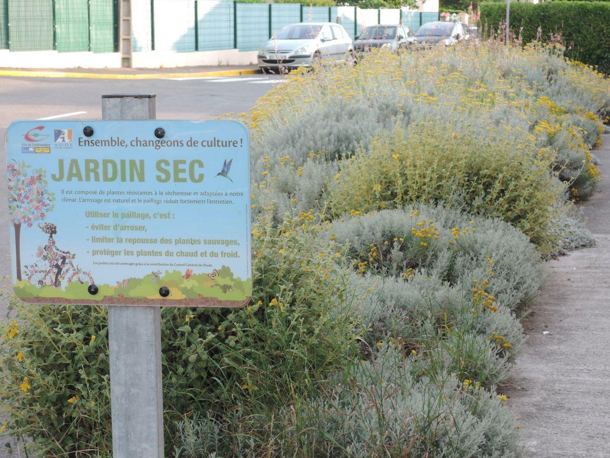 JARDINS SECS